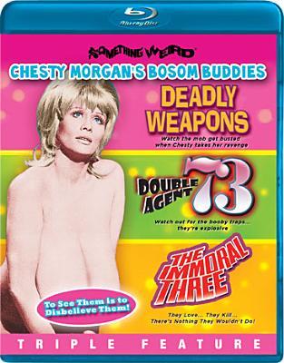 CHESTY MORGAN'S BOSOM BUDDIES BY MORGAN,CHESTY (Blu-Ray)